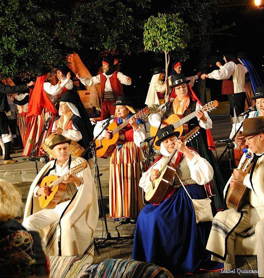 Imagen Agrupación folclorica Satautey de Santa Brigida_n