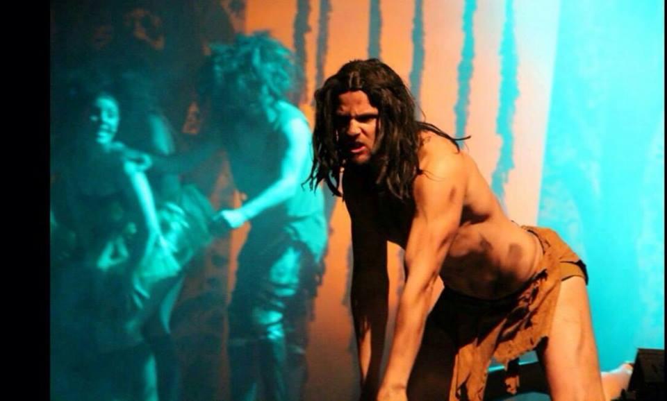 Foto de Tarzan (Mikel Hennet)